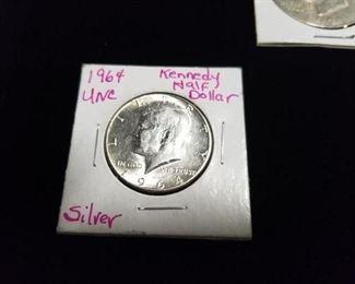 Kennedy Silver Half 90 % Silver