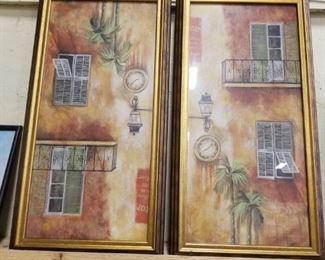 Nice pair of prints