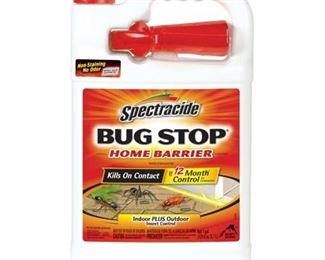 Insect Control- 54 Gallons of BUG STOP KILLER