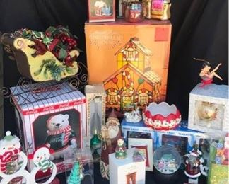 A Mix and Match of Everything Christmas