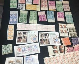 A Variety of Collectible Stamps