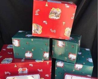 Clayworks Christmas and Hallmarks