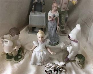 Fine Porcelain Figurines