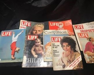 Life Magazines from the 70s Full of Powerful Women