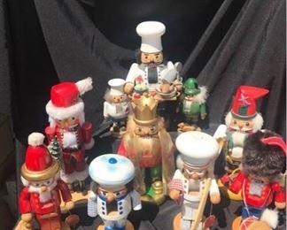 Steinbach Handmade German Nutcracker Collection