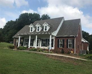 Judi Riggins Banks Moore home
