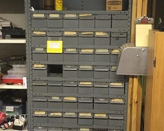 Parts Drawer Cabinet