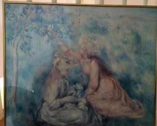 Museum of fine Arts framed print https://ctbids.com/#!/description/share/216868