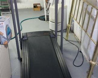 Treadmill, Bed post, Dehumidifier