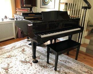 Weber Baby Grand / Parlor Piano