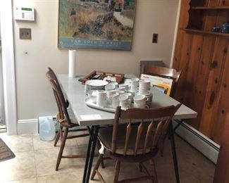 Kitchen Table, Chairs