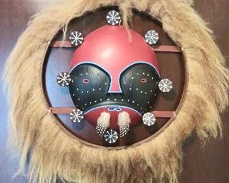 "Jerry Laktonen ""Rain Mask"""