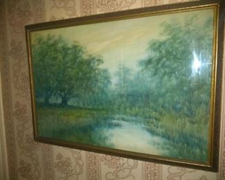 Drysdale painting