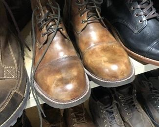 Bed Stu , Frye boots