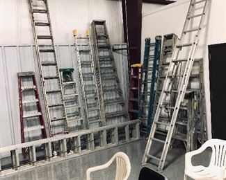 Do you need a ladder? why yes you do