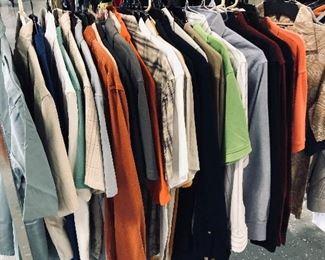 Mens shirts L - XL