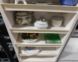 Assorted collectibles Disney, Campbell soup etc