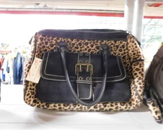 Designer style purse new with tags