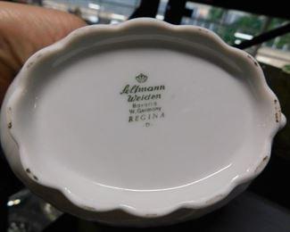 (2) Saltmann Weiden Made in Germany gravy boats