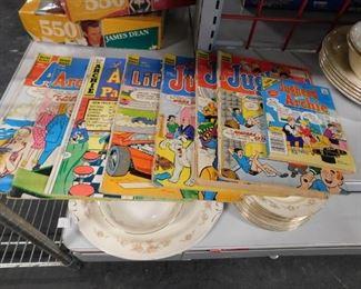 Assorted Archie & Jughead comics