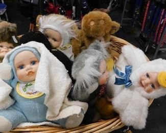 7 Cuddle  Kids Collectibles