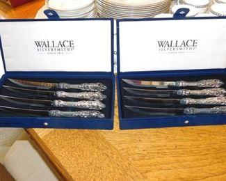 WALLACE STEAK KNIVES