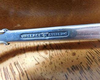 Wallace Sterling Silver flatware set