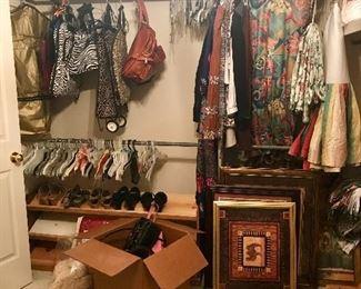 Art/prints/custom home linens