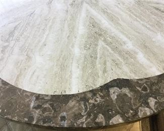 Up close of beautiful table top