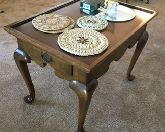 End table, side table,