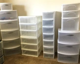 And lots more storage drawer units
