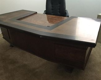 Desk for a rock star, a mega successful professional, or YOU!