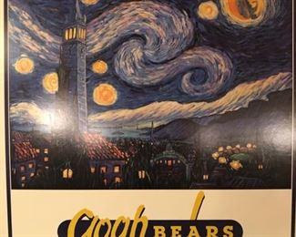 """Gogh"" Bears Starry Night"