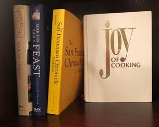 """I'm not sure I agree with the """"JOY"""" of cooking anymore, but this was a great cookbook when I was younger.  By the way there are probably over a hundred awesome cookbooks here."""