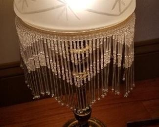 Delicate and Dainty Lamp https://ctbids.com/#!/description/share/216026