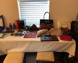 Assortment of Purses - Some are New!