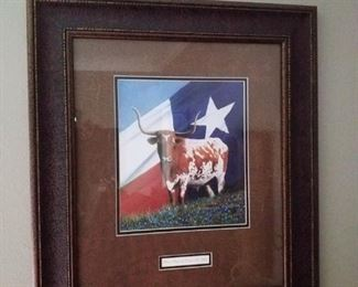 Lovita Irby Print Pure Texas