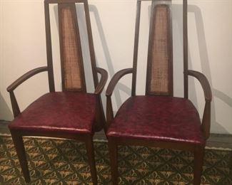 armed chairs