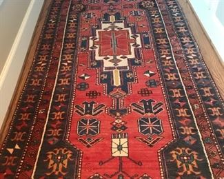 Beautiful hand made Persian rug