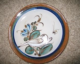 Mexican collectible plates - Set of six