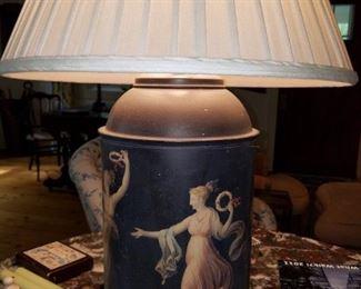 Ralph Lauren lamp by Frederick Cooper