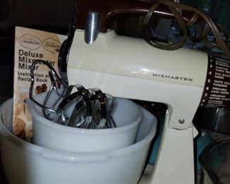 Vintage Mixmaster