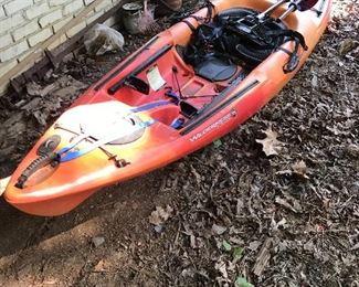 Kayak wilderness Tarpon 100