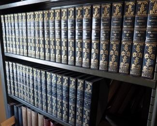 The Works Of Voltaire, Complete Collectors Edition, Total Of 42 Volumes, 1901, The McFarland Collection