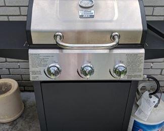 $125   Blue Rhino Grill