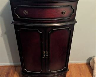$60  Jewelry chest