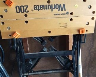 Black and Decker Workmate 200.