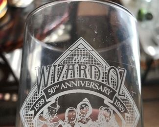 Wizard of Oz glass mug