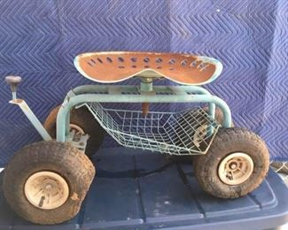 Roller Seat