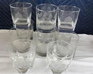 Pinch Scotch Glasses